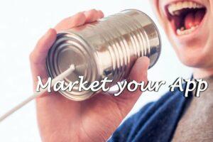 marketing your app 1