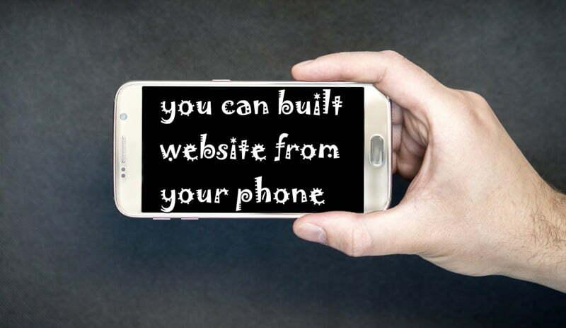 start web development on phone 2B 2BCopy 1