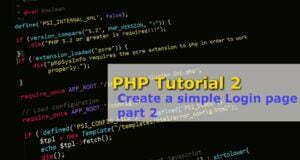 php tutorial2part2 1