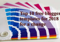 Top 10 free responsive blogger templates for 2021 which will make your blog look amazing